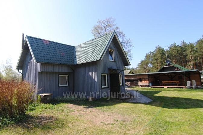 Rentals by the Baltic Sea, Camping Reginos sodyba - 1
