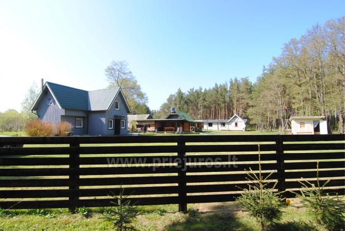 Rentals by the Baltic Sea, Camping Reginos sodyba - 4