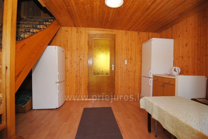 Rentals by the Baltic Sea, Camping Reginos sodyba - 6