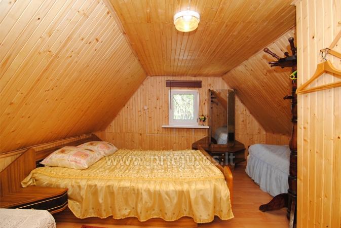 Rentals by the Baltic Sea, Camping Reginos sodyba - 10