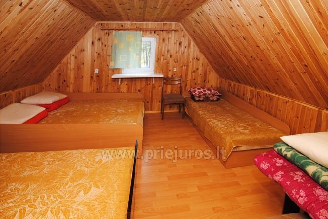 Rentals by the Baltic Sea, Camping Reginos sodyba - 11