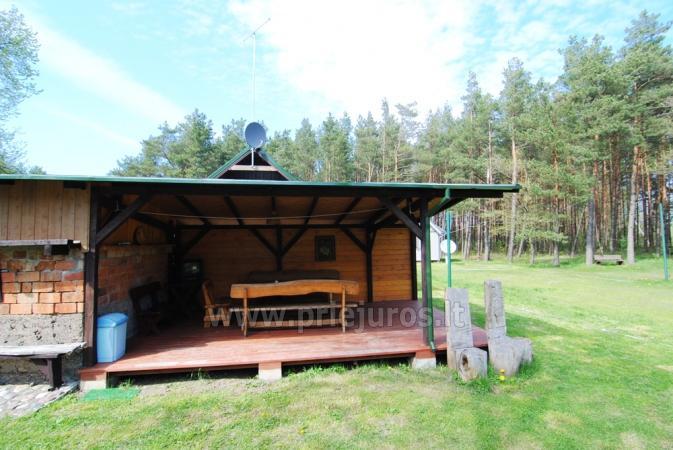 Rentals by the Baltic Sea, Camping Reginos sodyba - 5