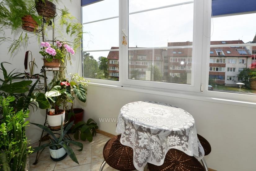 2-Zimmer-Ferienwohnung zur Miete in Nida, Kurische Nehrung - 6