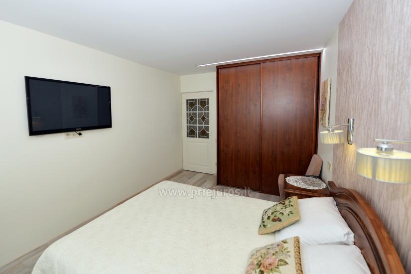 2 kambarių butas su balkonu Nidos centre - 9