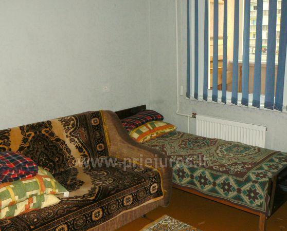 Poilsis prie jūros Ventspilyje, Latvijoje: buto, kambarių nuoma