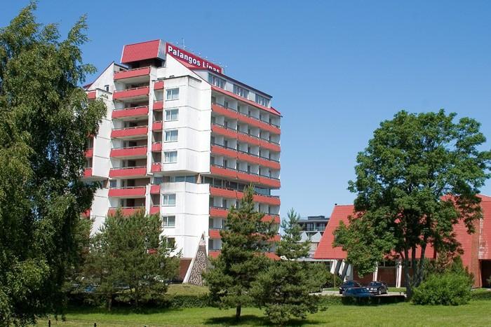 PALANGOS LINAS *** Hotel – Rehabilitationszentrum in Palanga