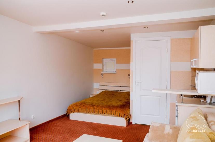 Naglis - jaukūs apartamentai Palangoje. Iki jūros tik 100 metrų! - 8