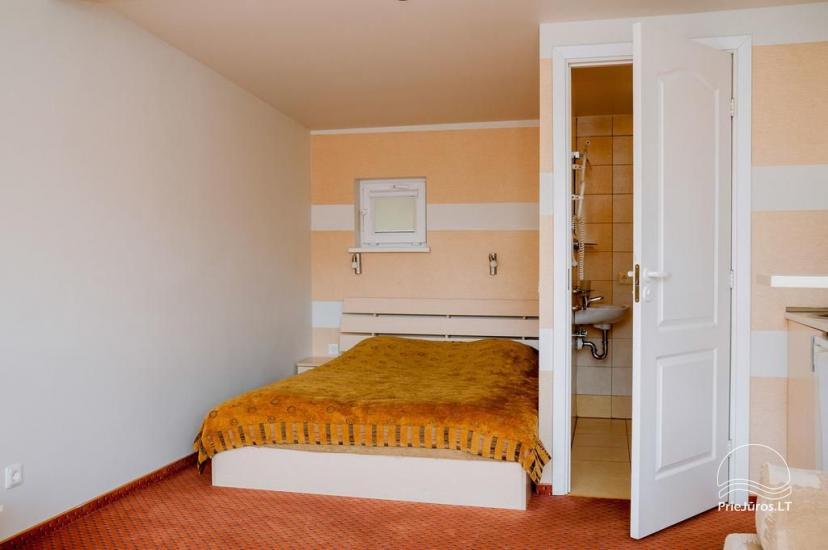 Naglis - jaukūs apartamentai Palangoje. Iki jūros tik 100 metrų! - 12