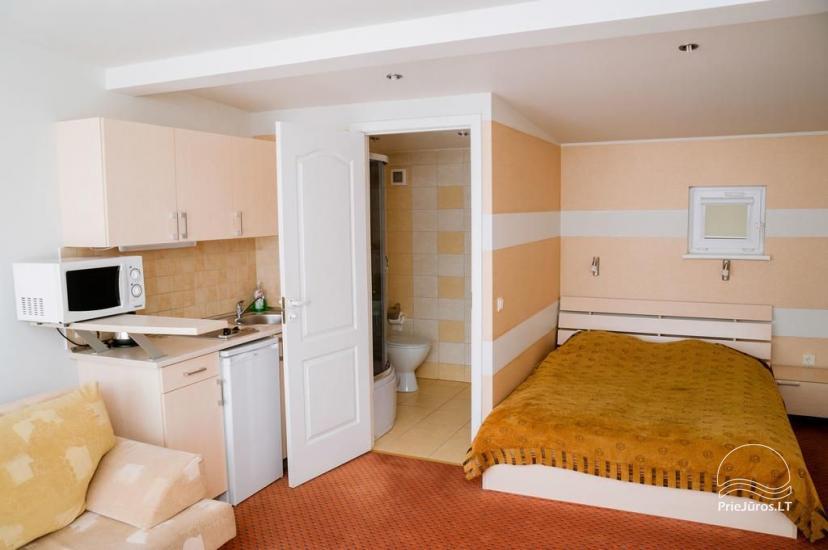 Naglis - jaukūs apartamentai Palangoje. Iki jūros tik 100 metrų! - 13