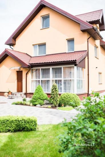 Rooms for rent in Palanga Ramybės sala