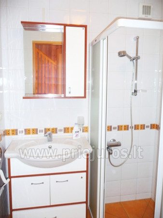 Cottage with fireplace for rental, apartment and rooms for rent in Nida - 6