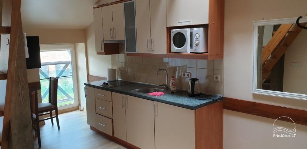 Apartamentų nuoma Nidoje, Purvynės g. 51-21 - 3