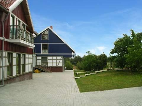 Holiday Apartments in Nida with sauna, swimming pool
