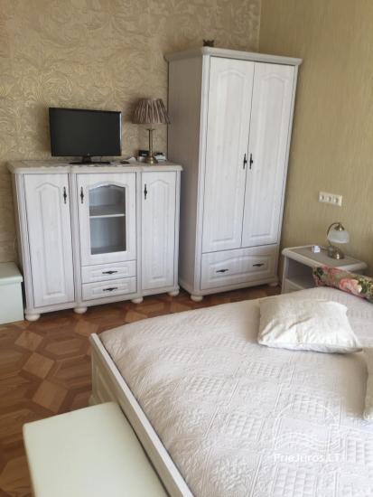 Puikūs dviejų kambarių apartamentai Palangos centre - 2