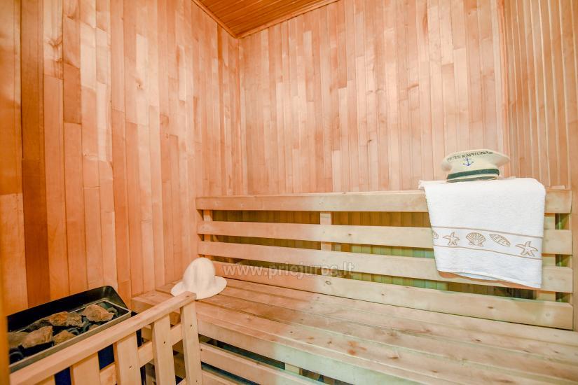 Apartments in Nida für 6-8 Gäste mit Sauna, eigenem Garten, in der Nähe des yachtclub - 8