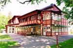 Hotel in Juodkrante Villa Flora