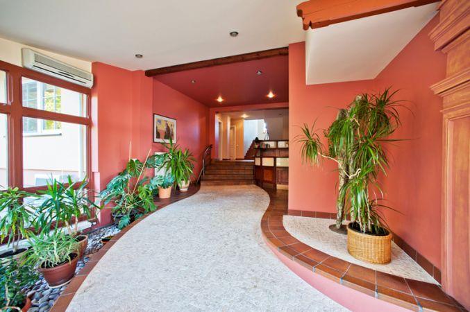 Viešbutis Juodkrantėje Vila Flora - 5