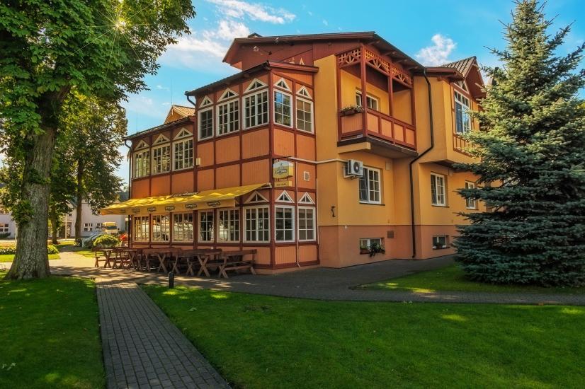 Viesnīca Juodkrante Villa Flora - 2