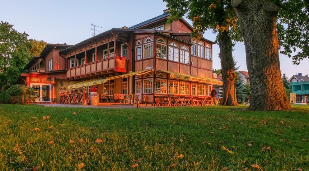 Viešbutis Juodkrantėje Vila Flora - 3