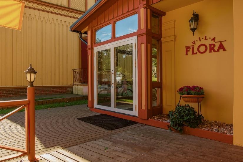 Viešbutis Juodkrantėje Vila Flora - 4