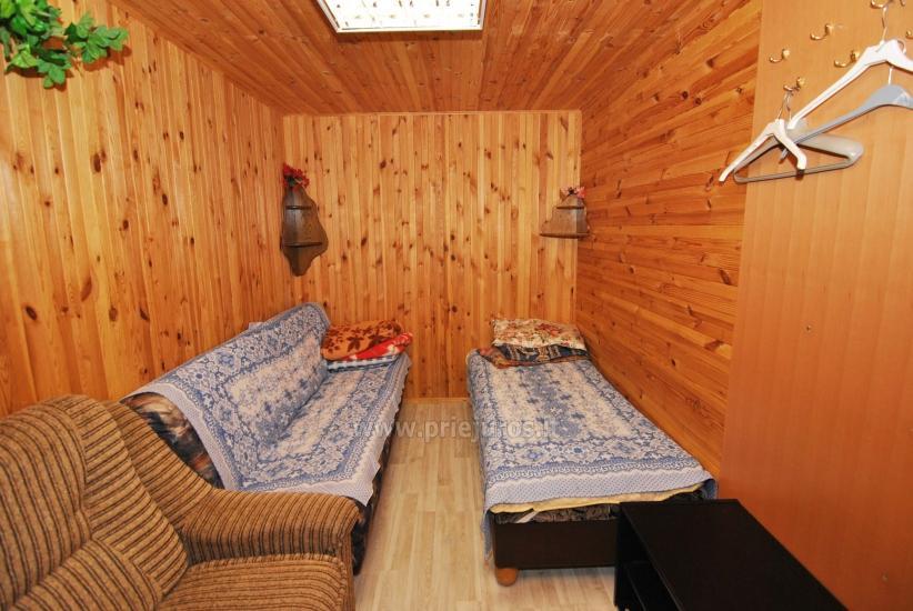 3 kambarių buto per du aukštus nuoma Juodkrantėje Pas Joną - 5