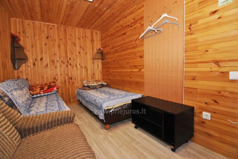 3 kambarių buto per du aukštus nuoma Juodkrantėje Pas Joną - 6