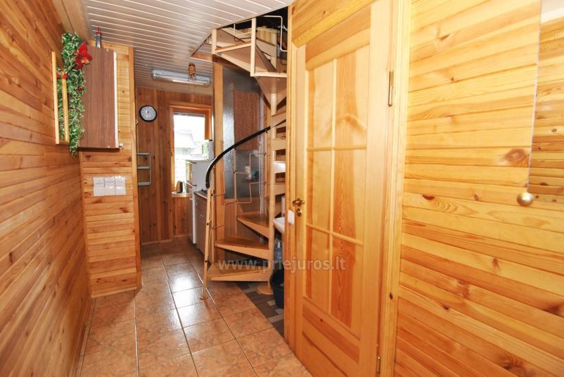 3 kambarių buto per du aukštus nuoma Juodkrantėje Pas Joną - 8