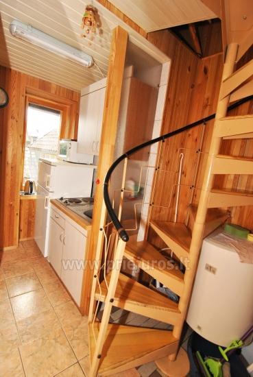 3 kambarių buto per du aukštus nuoma Juodkrantėje Pas Joną - 9