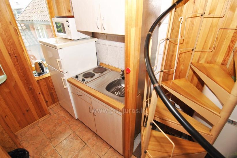 3 kambarių buto per du aukštus nuoma Juodkrantėje Pas Joną - 10