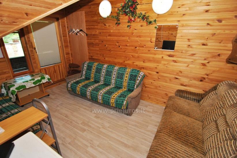 3 kambarių buto per du aukštus nuoma Juodkrantėje Pas Joną - 11
