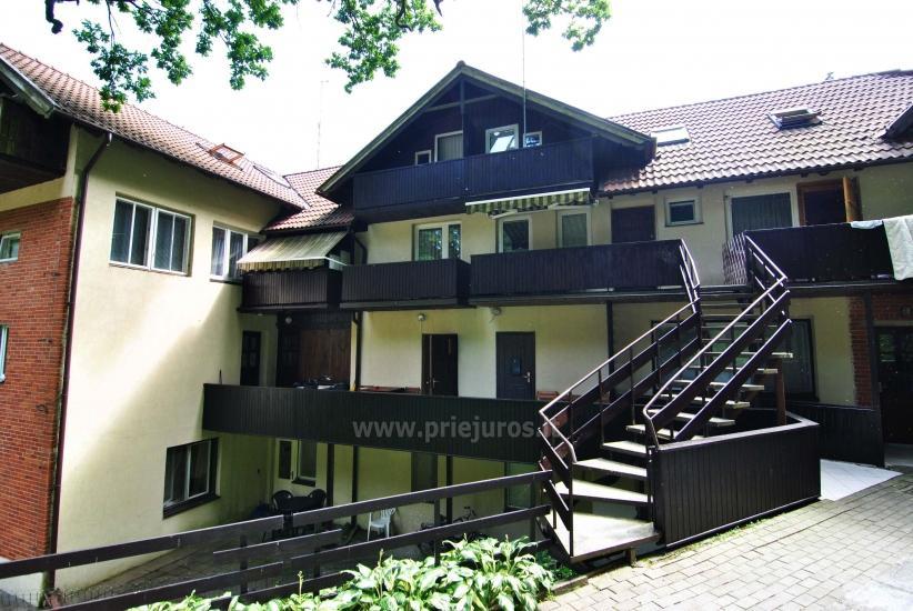 3 kambarių buto per du aukštus nuoma Juodkrantėje Pas Joną - 1