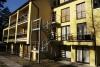 Studijos tipo apartamentai su balkonais Juodkrantėje