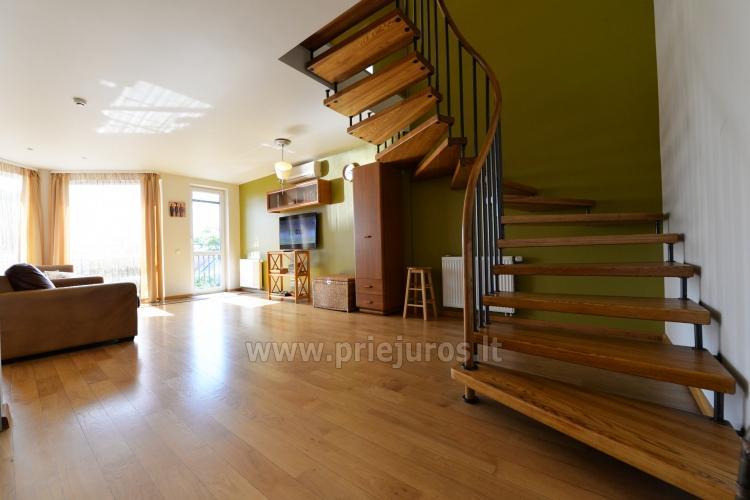 Dzīvoklis Nidas centrā su vaizdu i marias - 3