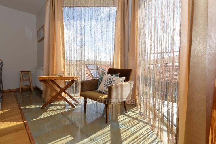 Dzīvoklis Nidas centrā su vaizdu i marias - 7