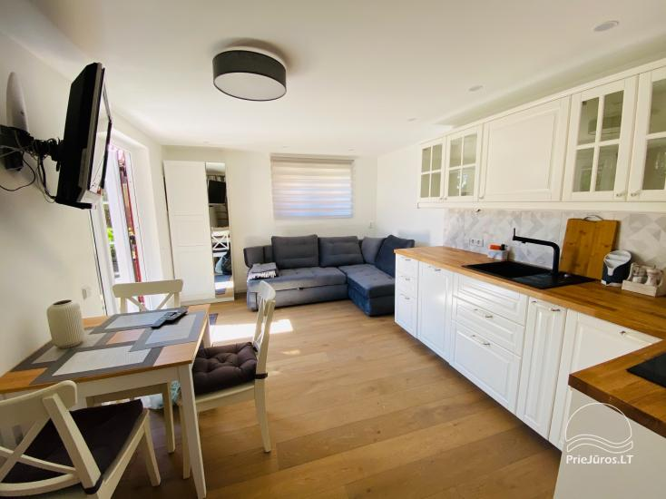 Two room apartment for rent in Nida, Lithuania, near the Curonian Lagoon - 12