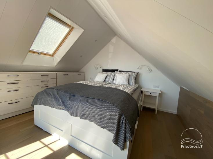 Two room apartment for rent in Nida, Lithuania, near the Curonian Lagoon - 15