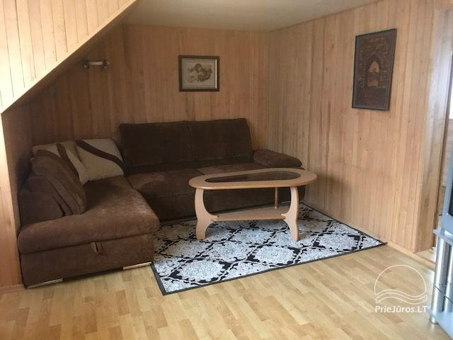 Two room apartment for rent in Nida, Lithuania, near the Curonian Lagoon - 6