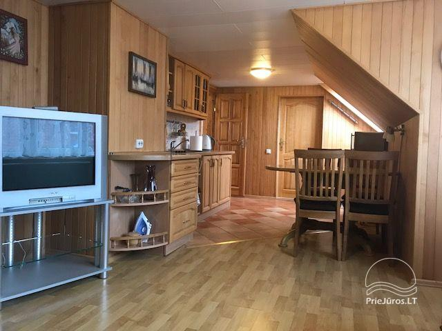 Two room apartment for rent in Nida, Lithuania, near the Curonian Lagoon - 2