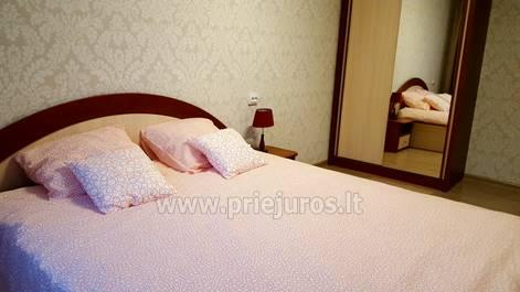 Accommodation in Curonian Spit. Two rooms apartment with large balcony - 2