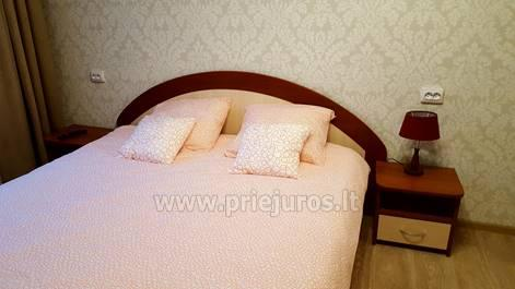 Accommodation in Curonian Spit. Two rooms apartment with large balcony - 3