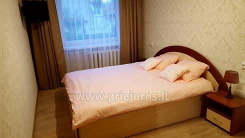 Accommodation in Curonian Spit. Two rooms apartment with large balcony - 4