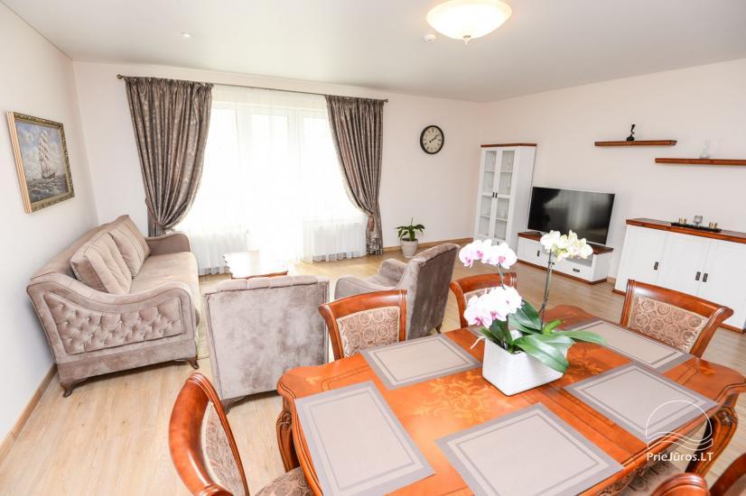 Apartamenti, naktsmītnes, viesu nami Palanga - 5