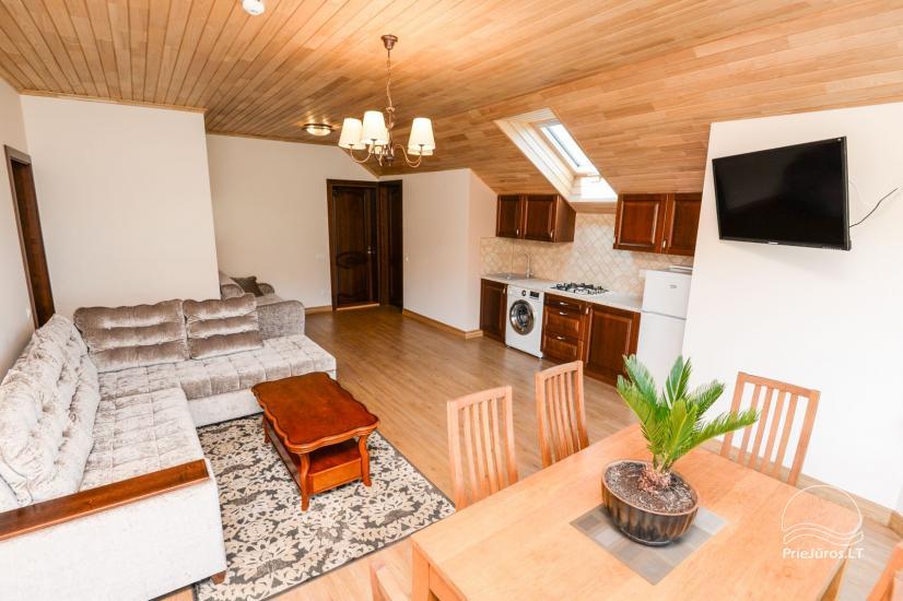 Apartamenti, naktsmītnes, viesu nami Palanga - 9