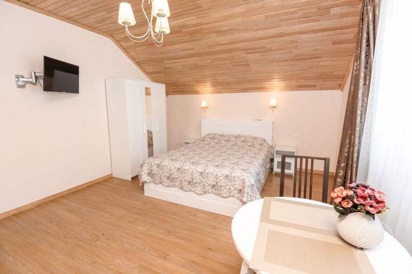 Apartamenti, naktsmītnes, viesu nami Palanga - 11