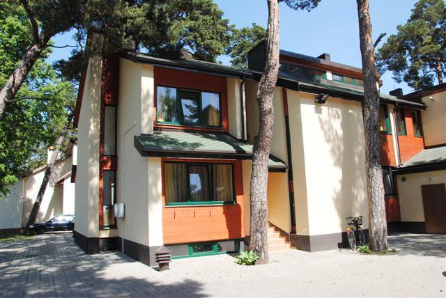 Rooms and apartments in Palanga close to the sea