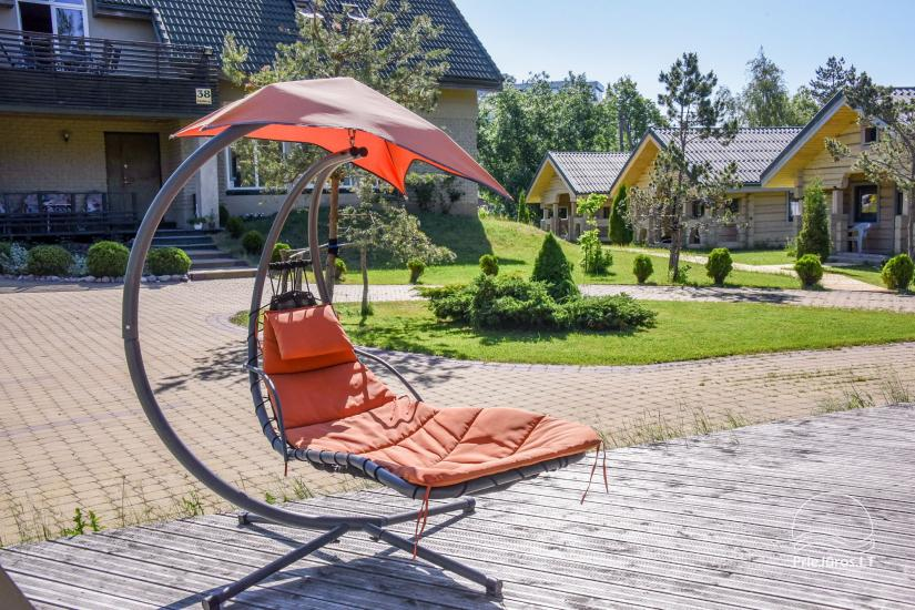 50 m to the dunes! Apartments and cottages in Sventoji OŠUPIO KOPA - 10