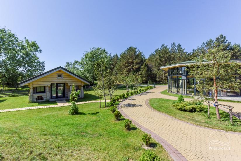 50 m to the dunes! Apartments and cottages in Sventoji OŠUPIO KOPA - 8