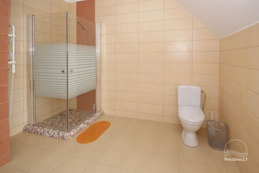 Nr. 5 Keturvietis su terasa - 40 m²