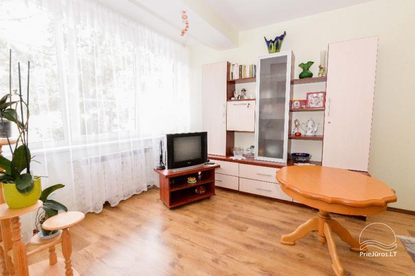 Ilgalaikei ir trumpalaikei nuomai dviejų kambarių butas su visais patogumais - 2