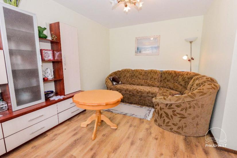 Ilgalaikei ir trumpalaikei nuomai dviejų kambarių butas su visais patogumais - 3